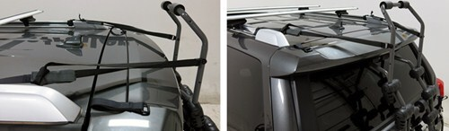 Hollywood Racks Over-the-Top Bike Rack Roof Rack Attachment
