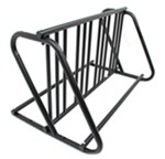Hollywood Racks Bicycle Parking Stand - Single Sided or Double Sided - 4 or 8 Bikes