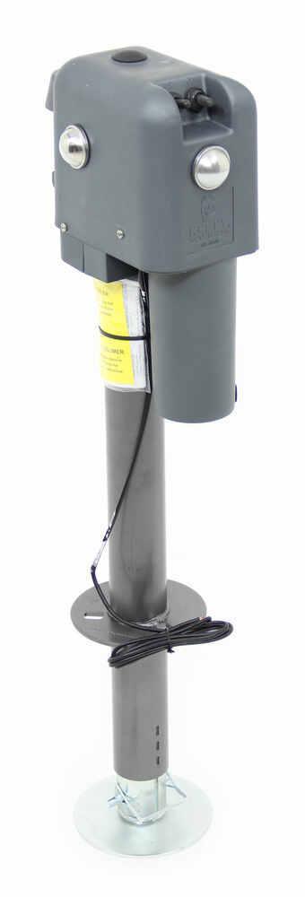 Husky 30780 5,000 lbs A-Frame Top Wind Trailer Jack