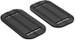 "CargoBuckle Protective Pads for 1"" Wide Tie-Down Straps - Qty 2"