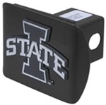 "Iowa State University Metal Emblem 2"" Hitch Cover"