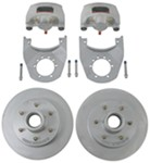 "Kodiak Disc Brake Kit - 12"" Hub/Rotor - 6 on 5-1/2 - Dacromet - 5,200 lbs to 6,000 lbs"