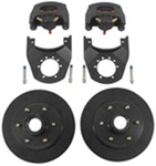 "Kodiak Disc Brake Kit - 12"" Hub/Rotor - 6 on 5-1/2 - E-Coat - 5,200 lbs to 6,000 lbs"