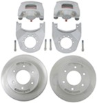 "Kodiak Disc Brake Kit - 12"" Rotor - 6 on 5-1/2 - Dacromet and Stainless Steel - 6,000 lbs"