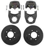 "Kodiak Disc Brake Kit - 12"" Rotor - 6 on 5-1/2 - E-Coat - 5,200 lbs to 6,000 lbs"