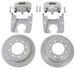 "Kodiak Disc Brake Kit - 13"" Rotor - 8 on 6-1/2 - Silver Cad - 8,000-lb Dexter Axle"