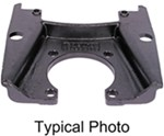 Replacement Caliper-Mounting Bracket for Kodiak XL-Lube Disc Brakes - E Coat - 8,000-lb Dexter Axle