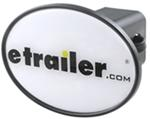 "etrailer.com 2"" Trailer Hitch Receiver Cover"