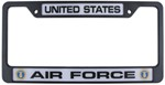 United States Air Force License Plate Frame