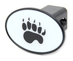 "Grizzly Paw 2"" Trailer Hitch Receiver Cover"