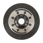 "Kodiak 13"" Hub and Rotor - 8 on 6-1/2 - E-Coat - 5/8"" Bolts - 7,000 lbs to 8,000 lbs"