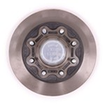 "Kodiak 13"" Hub and Rotor - 8 on 6-1/2 - Raw Finish - 9/16"" Bolts - 7,000 lbs to 8,000 lbs"