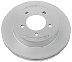 "Kodiak 10"" Rotor - 5 on 4-1/2 - Dacromet  - 3,500 lbs"