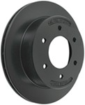 "Kodiak 12"" Rotor - 6 on 5-1/2 - E-Coat - 5,200 lbs to 6,000 lbs"