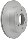 "Kodiak 12"" Rotor - 6 on 5-1/2 - Silver Cad  - 5,200 lbs to 6,000 lbs"