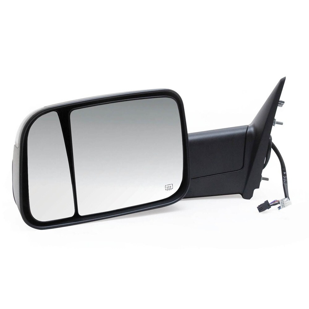 K source custom flip out towing mirror w turn signal for Custom mirrors