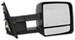 K-Source Custom Extendable Towing Mirror w/ Turn Signal - Electric, Heated - Passenger Side