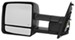 K-Source Custom Extendable Towing Mirror w/ Turn Signal - Electric, Heated - Driver Side
