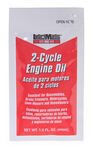 LubriMatic 2-Cycle Engine Oil - 1-1/2-oz Packet - Qty 1