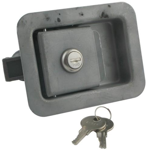 trailer door hardware, trailer door handle, trailer hardware, trailer parts