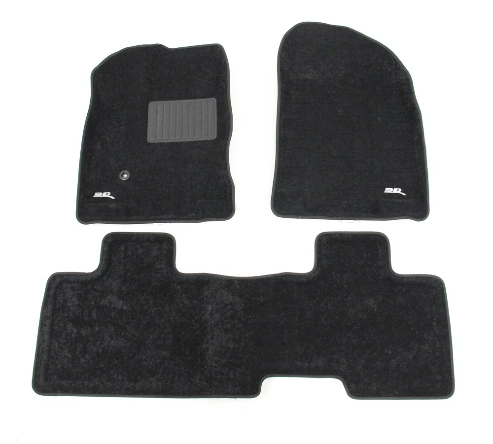 Ford Edge All Weather Floor Mats