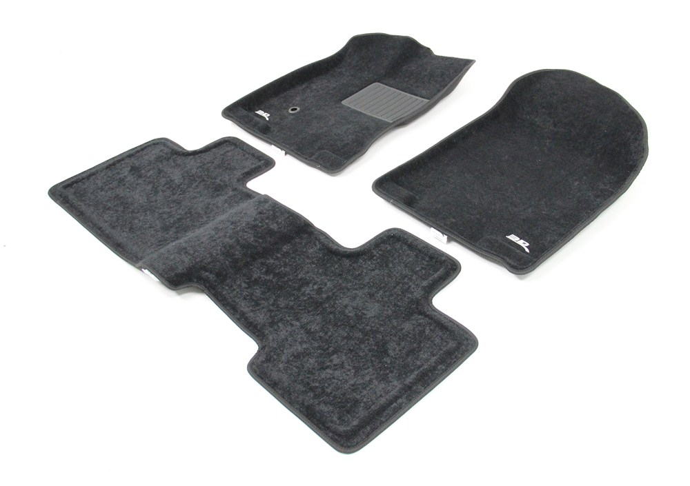 Floor Mats By U Ace For 2013 Edge L1fr02002209