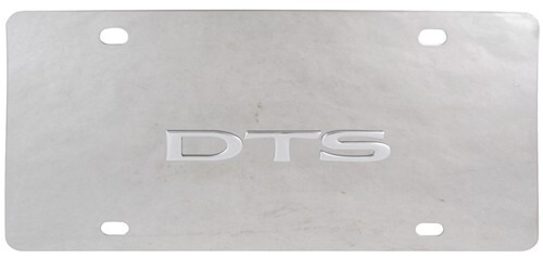 License Plates DWD Plastics LP301231