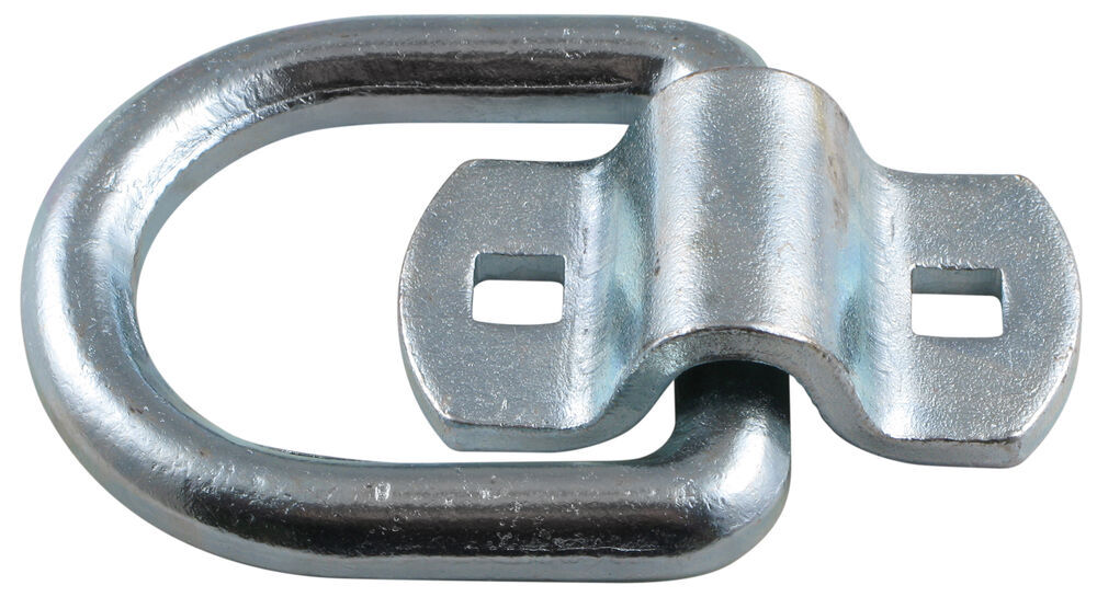 Bolt On Tie Downs : Trailer d ring tie down bolt on quot surface