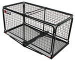 "24x48-3/4 Carpod Walled Cargo Carrier w/ Lockable Lid for 2"" Hitches - 450 lbs"