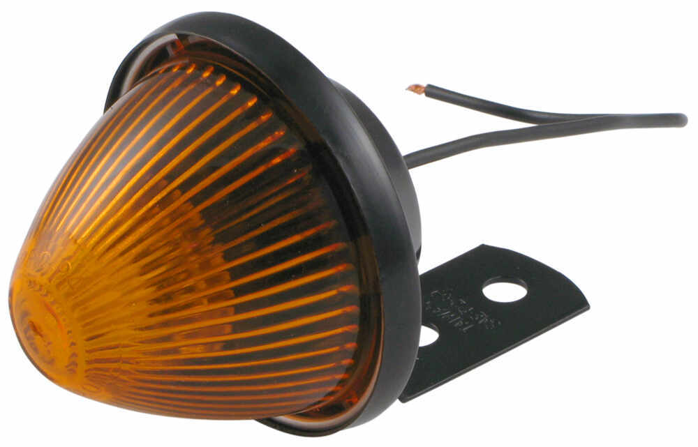 Beehive Side Marker and Clearance Light w Mounting