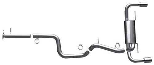 Exhaust Systems MagnaFlow MF15557
