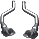 MagnaFlow Ceramic Catalytic Converter - Stainless Steel - Direct Fit - Off-Road Use