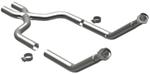 "MagnaFlow Direct-Fit Tru-X-Pipe - Stainless Steel - Off Road - 2-1/2"" Diameter"
