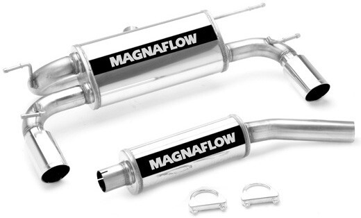 exhaust systems by magnaflow for 2009 mx 5 miata mf16668. Black Bedroom Furniture Sets. Home Design Ideas