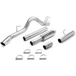 MagnaFlow XL Stainless Steel Filter-Back Exhaust System - Diesel
