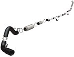 MagnaFlow Black Turbo-Back Exhaust - Stainless Steel - Diesel