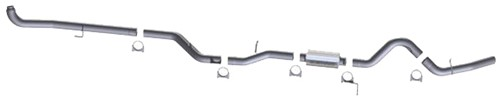 2006 GMC Sierra Exhaust Systems MagnaFlow MF17902