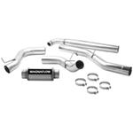MagnaFlow Pro Stainless Steel Turbo-Back Exhaust System - Diesel