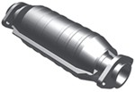 MagnaFlow Ceramic Catalytic Converter - Stainless Steel - Direct Fit