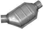 MagnaFlow Heavy Metal Loaded, Stainless Steel Catalytic Converter - Universal
