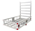 "MaxxTow 30x50 Cargo Carrier w/ Pivoting Ramp - 2"" Hitches - Extruded Aluminum - 500 lbs"