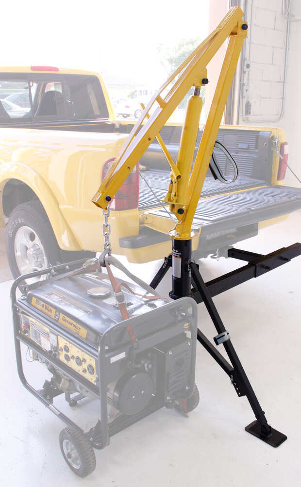 Hydraulic Bed Lift : Hydraulic motorcycle lift for pickup trucks