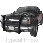 Bully Black Powder Coated Steel Grille and Brush Guard