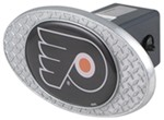 "Philadelphia Flyers 2"" NHL Trailer Hitch Receiver Cover - Zinc"