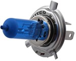 Putco PURE High-Performance H4 Halogen Headlight Bulb - Nitro Blue