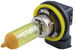 Putco PURE High-Performance H8 Halogen Headlight Bulb - Jet Yellow
