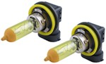 Putco PURE High-Performance H8 Halogen Headlight Bulbs - Jet Yellow