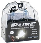 Putco PURE High-Performance 886 Halogen Headlight Bulbs - Night White