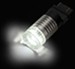 Putco 3157 LED Flashing Brake Light Bulb - White
