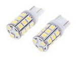 Putco PURE Premium 7443 LED Bulbs - 360 Degree - White - 2 Pack